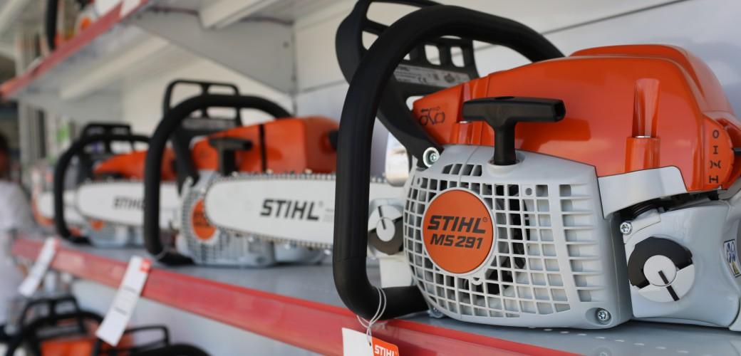 Në dyqanet tona mund të gjeni produkte cilësore Stihl